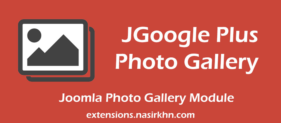JGoogle Plus Photo Gallery