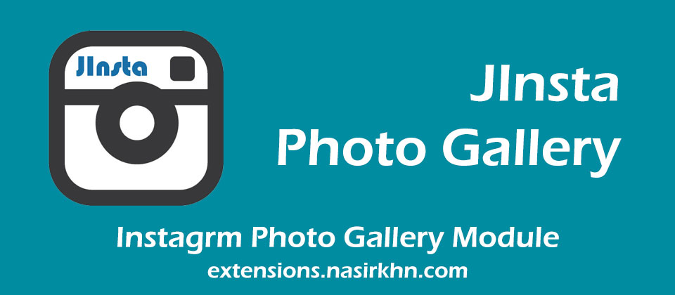 JInsta Photo Gallery